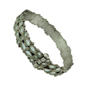 Attractive Look 925 Sterling Silver Bangle Handmade