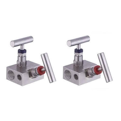 2 Way Female Manifold Valves