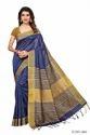 Cotton Silk Sarees With Tessals
