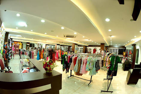 Showroom Interior Designing Solution Exporter from Faridabad