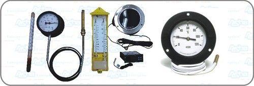 Pressure Gauge, Temperature Indicators Etc.