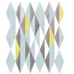 Geometric Design Wall Paper
