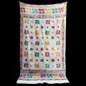 Cotton Embroidered Dupatta