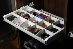 Wardrobe Decorative Shelf