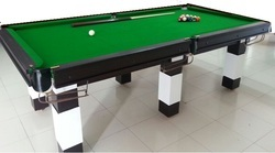Mini Snooker In Square Legs