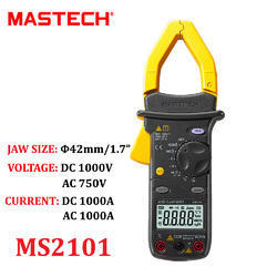 Mastech AC DC Clamp Meter
