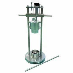 Aggregate Impact Value Test Apparatus