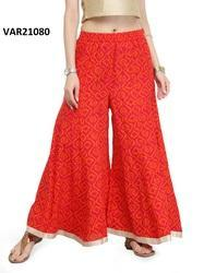 Printed Stylish Palazzos