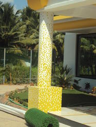 Pillar Grant Gl Mosaic Tile