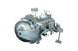 RBE Yarn Steaming Machine Autoclave