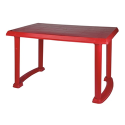 Beautiful Plastic Dining Table