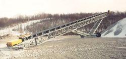 Heavy Duty Stacker Conveyors