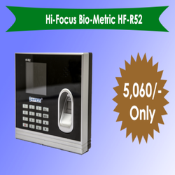 Special Offer On Hi-Focus Biometric Hf-R52