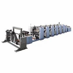 Flexo Paper Cup Printing Machine