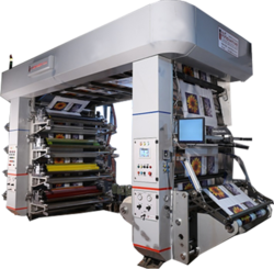 Multi Color Photo Printing Machine
