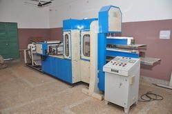 Automatic Paper Napkin Making Machine (Double Deck)