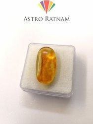 Natural Amber Stone