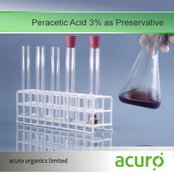 Peracetic Acid 5% as Disinfectant