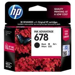 HP 678 Black Ink Cartridges