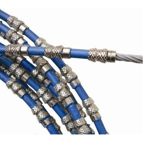 Wire Saw Beads - Diamond Wire Saw Beads Manufacturer from Ahmedabad