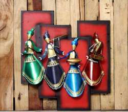Dancing Sardar Wall Decor
