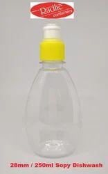 Liquid Dish Wash Bottle