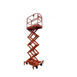 High Raised Lift Table