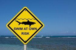 Sea Storm Warning Signal Sign