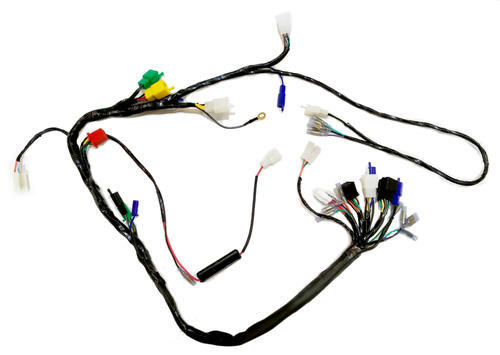 wiring harness electric wiring harness manufacturer from sonipat rh indiamart com  auto electrical wiring harness manufacturers