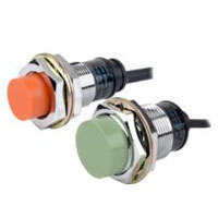 Long Sensing Cylindrical Inductive Proximity Sensors With