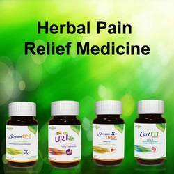 Herbal Pain Relief Medicine