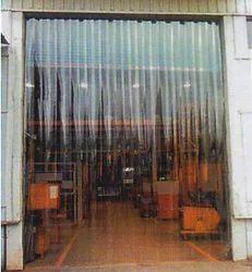 Climate Control PVC Strip Curtains