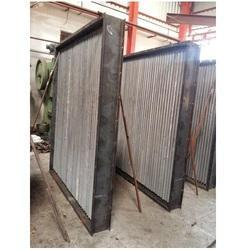 Thermic Oil Heat Exchanger For Wood Industry