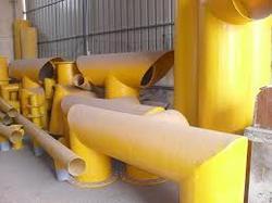 PP & FRP Ducting Bend
