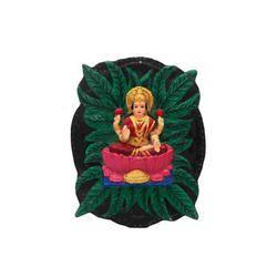 Hindu Goddess Maa Laxmi- An Adorable Wall Hanging