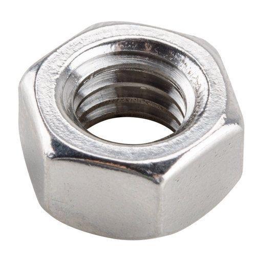 SS Hexagonal Nut