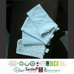 Organic Baby burp cloth