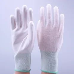 Nylon PU Palm Fit Gloves