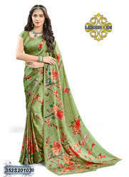 Awesome Printed Saree
