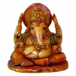 Resin Culture Work Ganesha Statue