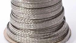 Tinned Copper Braided Strip