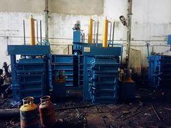 Hydraulic Single Box Baling Press Machine