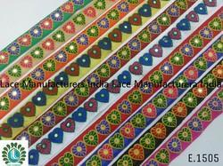 Exclusive Embroidery Lace E1504