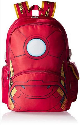 Bags - Iron Man Red School Bag Ecommerce Shop   Online Business from ... 51fac35c144ba