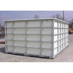 Polypropylene Electroplating Tanks
