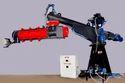 Double Arm Continuous Mixer