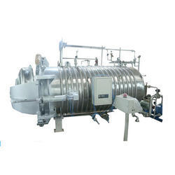 RBE Yarn Steaming Autoclave