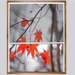 Vertical Retractable Window