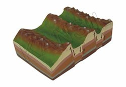 Horsts & Grabens for Geomorphology Model