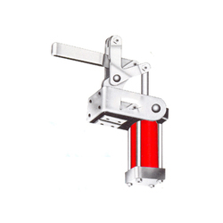 Air Operated Angle Clamp